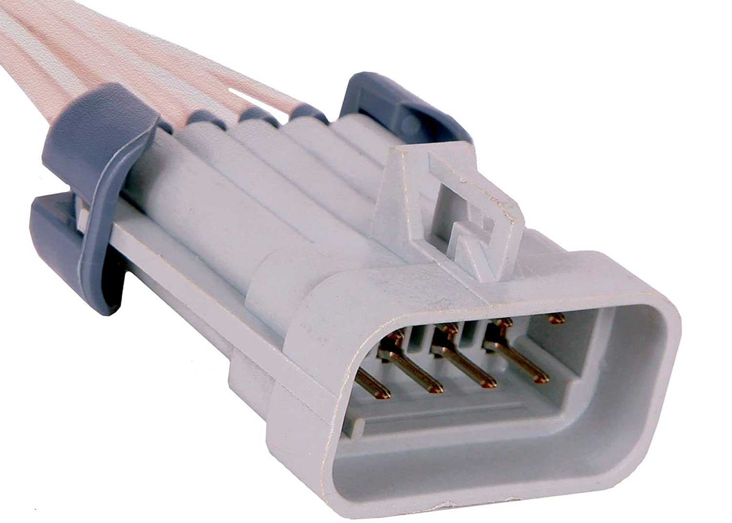 ACDelco PT788 GM Original Equipment 10-Way Male Gray Multi-Purpose Pigtail PT788-ACD