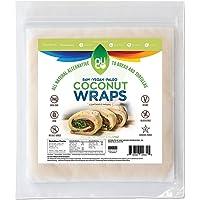 NUCO - Coconut Wraps Original - 5 Count