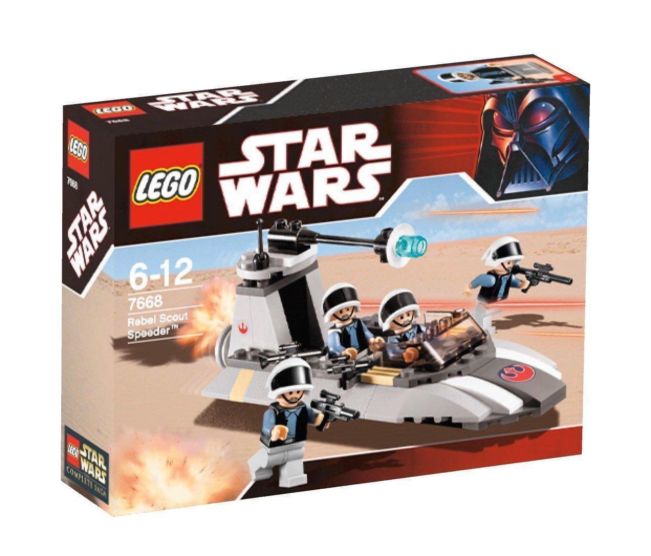 LEGO Star Wars 7668 - Rebel Scout Speeder