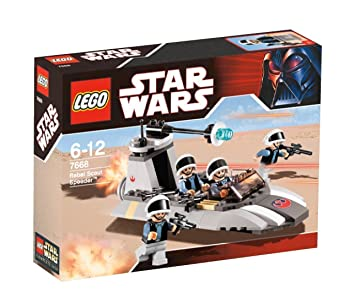 LEGO  Rebel Scout Speeder dp BTVWO