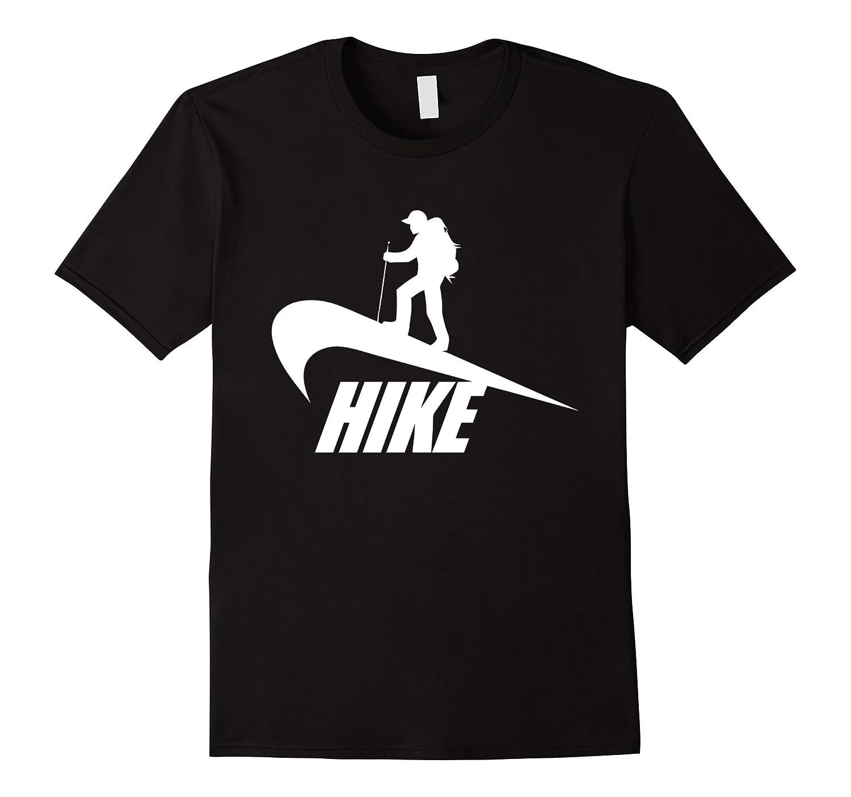 Hike Funny Hiking Unisex T-Shirt-Art