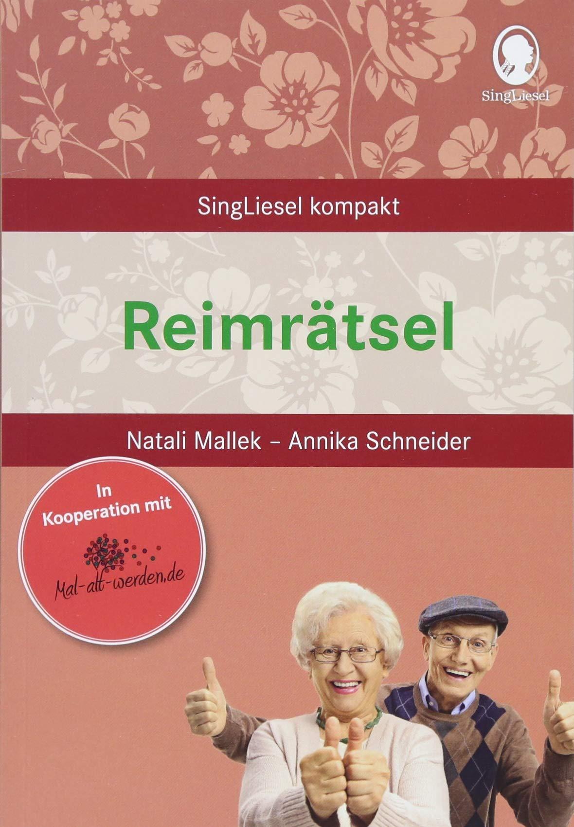 Reimrätsel für Senioren