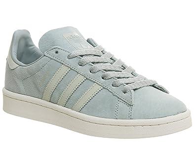 adidas Campus W Tactile Vert Linen Vert Blanc: