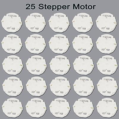 CBK X27.168 Instrument Cluster Stepper Motor Gauge Speedometer Kit for GM GMC Chevrolet Tahoe Monte Carlo(Set of 25): Automotive