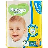 Huggies - Unistar - Pañales - Talla 3 (4 - 9 kg) - 20