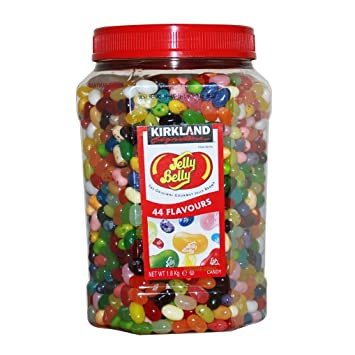 Jelly bean jar and sex