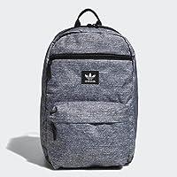 adidas Originals National Back Pack, Med Grey, One Size