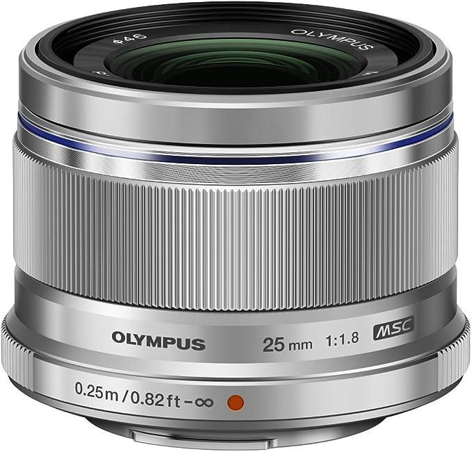 Olympus M.Zuiko Digital - Objetivo para Micro Cuatro tercios ...