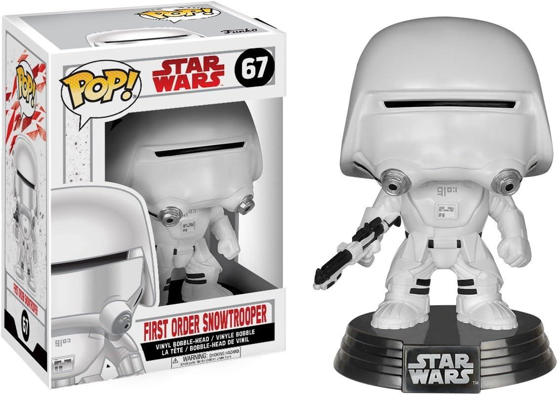 Star Wars SW-EP8 Figura de Vinilo Pop 26: C Character, Episodio 8 ...