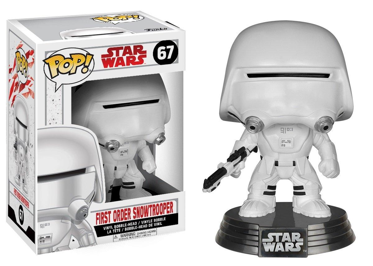 Funko Pop! Star Wars Last Jedi - First Oder Snowtrooper