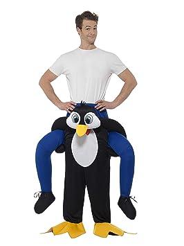 SmiffyS 48815 Disfraz De Pingüino Piggyback Con Piernas Simuladas ...