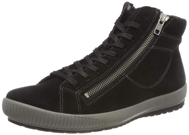 Legero Tanaro, Zapatillas Altas para Mujer 36 EU|Negro (Schwarz 00 00)
