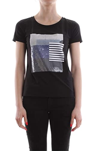 Armani 3y5t435jabz, T-Shirt Donna