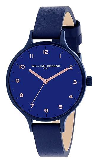 Reloj WILLIAM GREGOR para Mujer BWG30052G-500