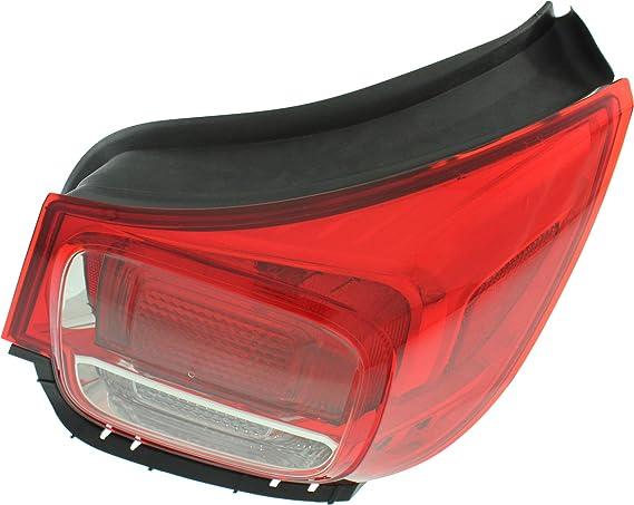 New Passenger Side Bumper Insert For Chevrolet Malibu 2010-2012 GM1039137