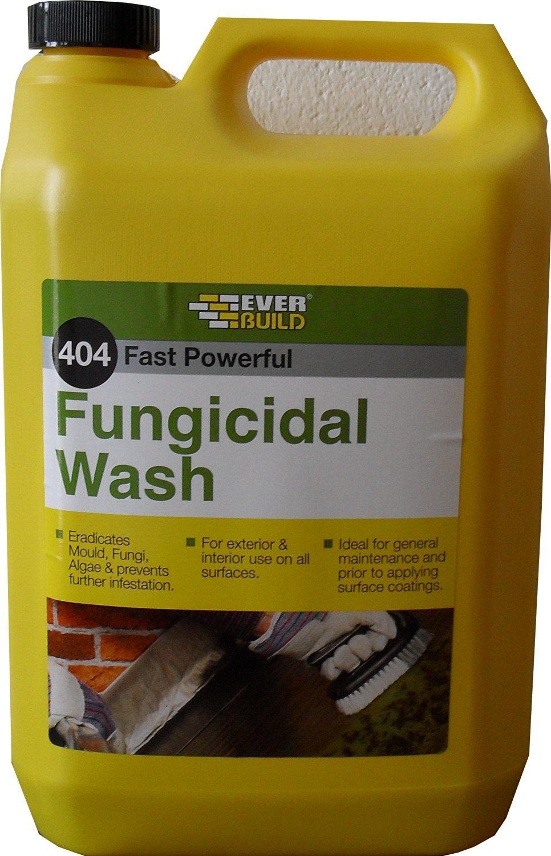 EVERBUILD FUN5 404 - Detergente per muschio e muffa, 5 l EVBFUN5 B001OXH23A