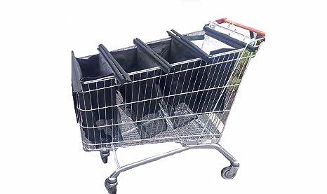 Nuevo – economía Nexgen aislado carrito bolsas, Set de 4 bolsas para la vida ,