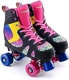 Osprey High Top Quad Skates - Fly Knit Roller Skates