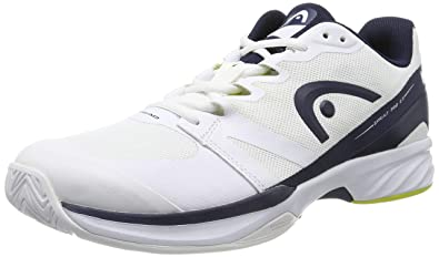 super popular 02505 f536c HEAD Sprint Pro 2.5 Men, Chaussures de Tennis Homme Blanc (White Dark Blue