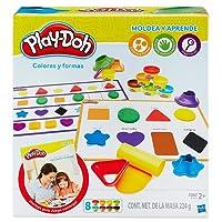 Play-Doh - Aprendo Colores y Formas (Hasbro B3404105)