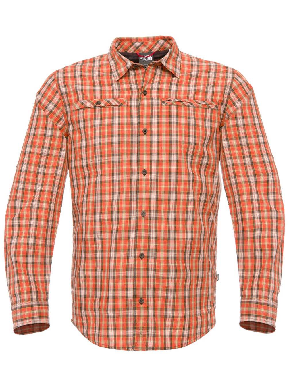THE NORTH FACE L/S Gator Shirt Orange