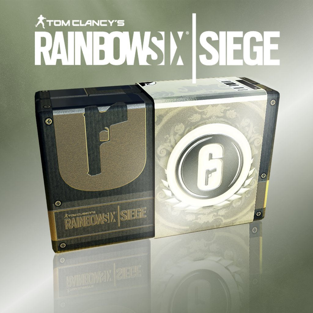 Tom Clancy's Rainbow Six Siege: Currency 4920 Credits - PS4 [Digital Code] by Ubisoft