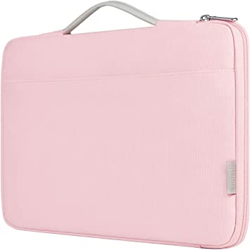 Inateck 13-13.3 Inch Laptop Sleeve Case Briefcases Compatible Macbook Air including 2018 Pink 13 MacBook Pro 2018//2017//2016 //Macbook Pro Retina Surface Laptop 2017//2 12.3 Surface Pro 3//4//5//6