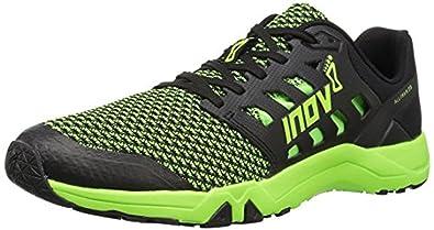 Inov8 Men's All Train 215 Knit Training Shoes & Workout Headband Bundle