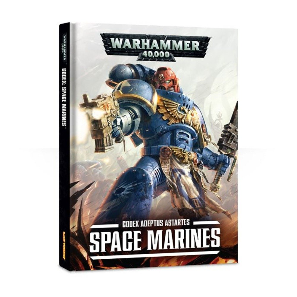 Space Marines Codex Pdf 7th
