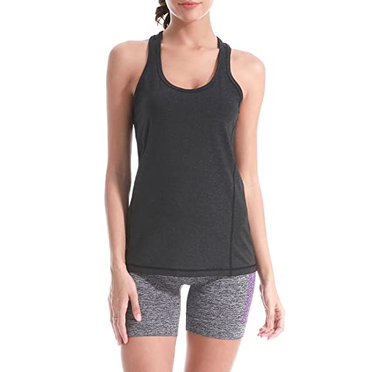 Just Gonna Send It Yoga Vest Racerback for Womens Support High Activewear Top