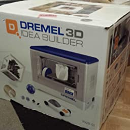 Dremel 3d 3d Printer Printing Size Volume 228 X 149 X 134 Mm Works With 1 75 Mm Pla Filament 100 Micron Resolution Full Colour Touch Display Sd Card And Slicing Software Amazon Co Uk Business Industry