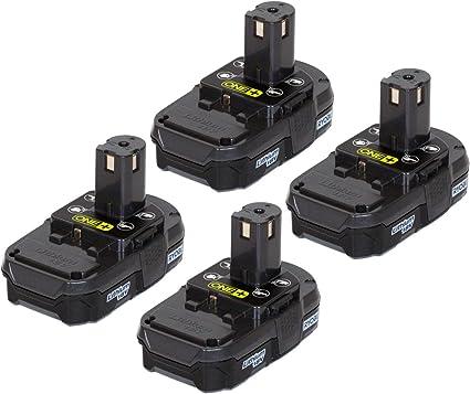 Ryobi P103 18V One 130429061 1.5 AH Li-on Replacement Battery 2