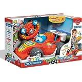 Baby Clementoni - Coche Eugenio de carreras teledirigido (550463)