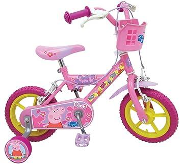 Peppa Pig Bike 12 Inch Sports Outdoors