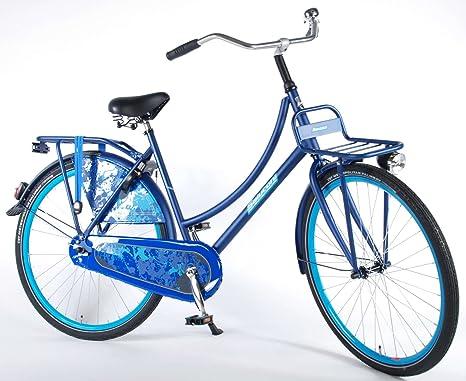 Bicicleta Mujer Dutch Oma Salutoni 28 Pulgadas H56 Freno ...