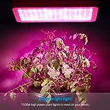 AMMON Led Grow Light,1500W Double Chips Led Grow