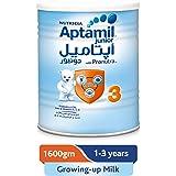 أبتاميل جونيور 3،  تركيبة حليب للأطفال في طور النمو، 1600 غرام