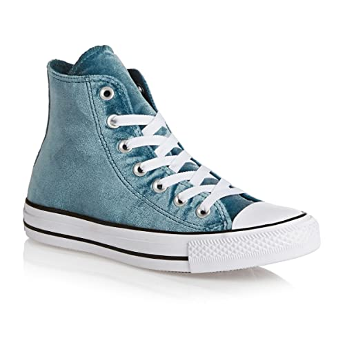 all star converse mujer azules