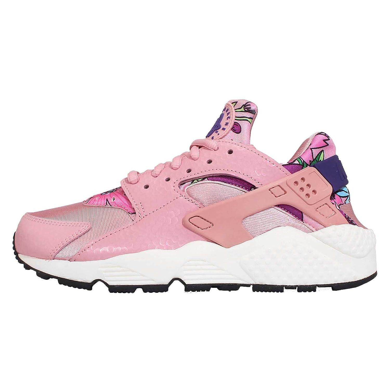 NIKE Trainer Huarache Run Print - 725076-600 Pink Size  3.5  Amazon.co.uk   Shoes   Bags 7f276bce6