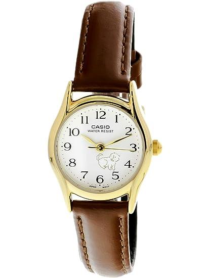 28c651f1f2fe Casio LTP1094Q-7B7 Mujeres Relojes  Casio  Amazon.es  Relojes