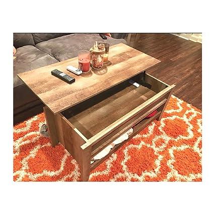 Farmhouse Lift Top Coffee Table.Amazon Com Coffee Table With Lift Top Industrial Farmhouse Rustic
