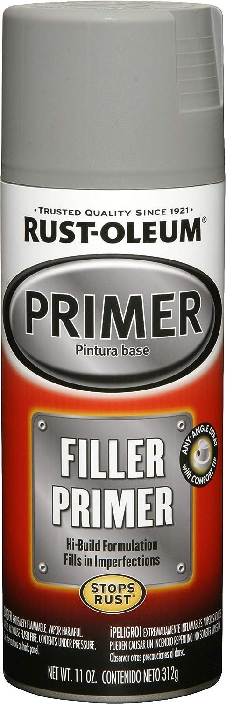 Rust-Oleum, Gray, GrayRust-Oleum 249279 Automotive Filler Primer Spray Paint