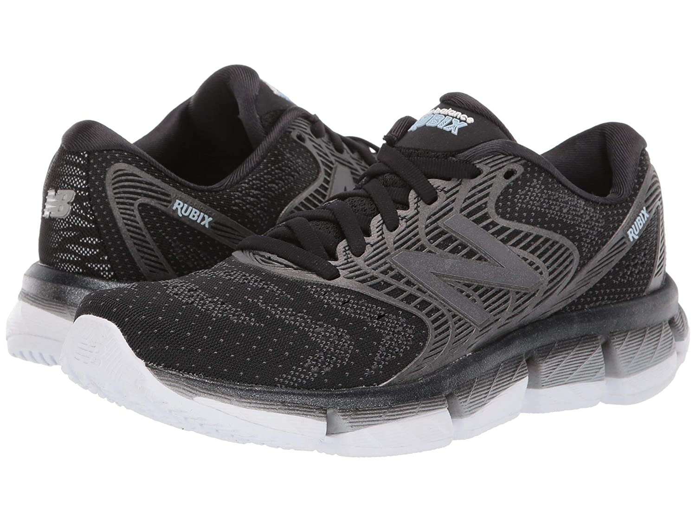 [ニューバランス] レディースランニングシューズスニーカー靴 25.0 cm Rubix [並行輸入品] B07PVWJZFJ ブラック 25.0/ホワイト 25.0 cm D 25.0 cm D|ブラック/ホワイト, 華成屋:f9446c6d --- integralved.hu