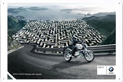Amazon.com: BMW Motorrad: Ciudad Laberinto (BMW R1200 R) 7.8 ...