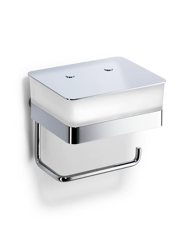 Giese 31770-02 WC-Duo - Dispensador de papel higiénico (con depósito para toallitas húmedas, montaje en pared, cromado): Amazon.es: Hogar