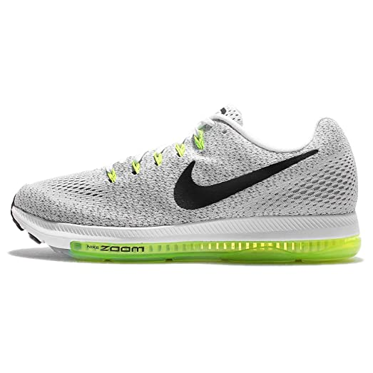 Nike Men's Zoom All Out Low, WHITE/BLACK-VOLT, ...