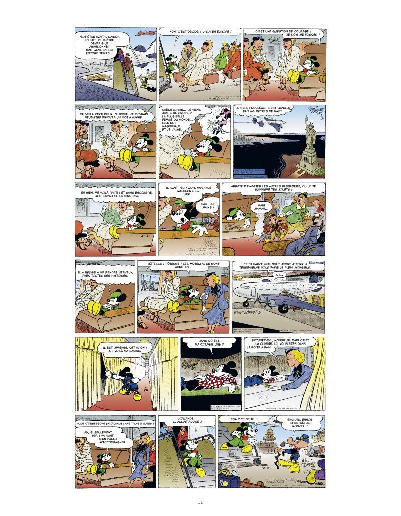 Lâge dor de Mickey Mouse, Tome 9 : 1950/1952 Iga Biva et le secret de Moouk et autres histoires: Floyd Gottfredson: 9782344000113: Amazon.com: Books