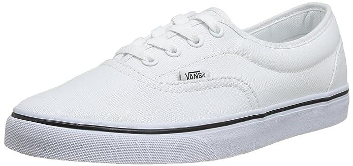 Vans LPE Unisex-Erwachsene Sneakers Weiß