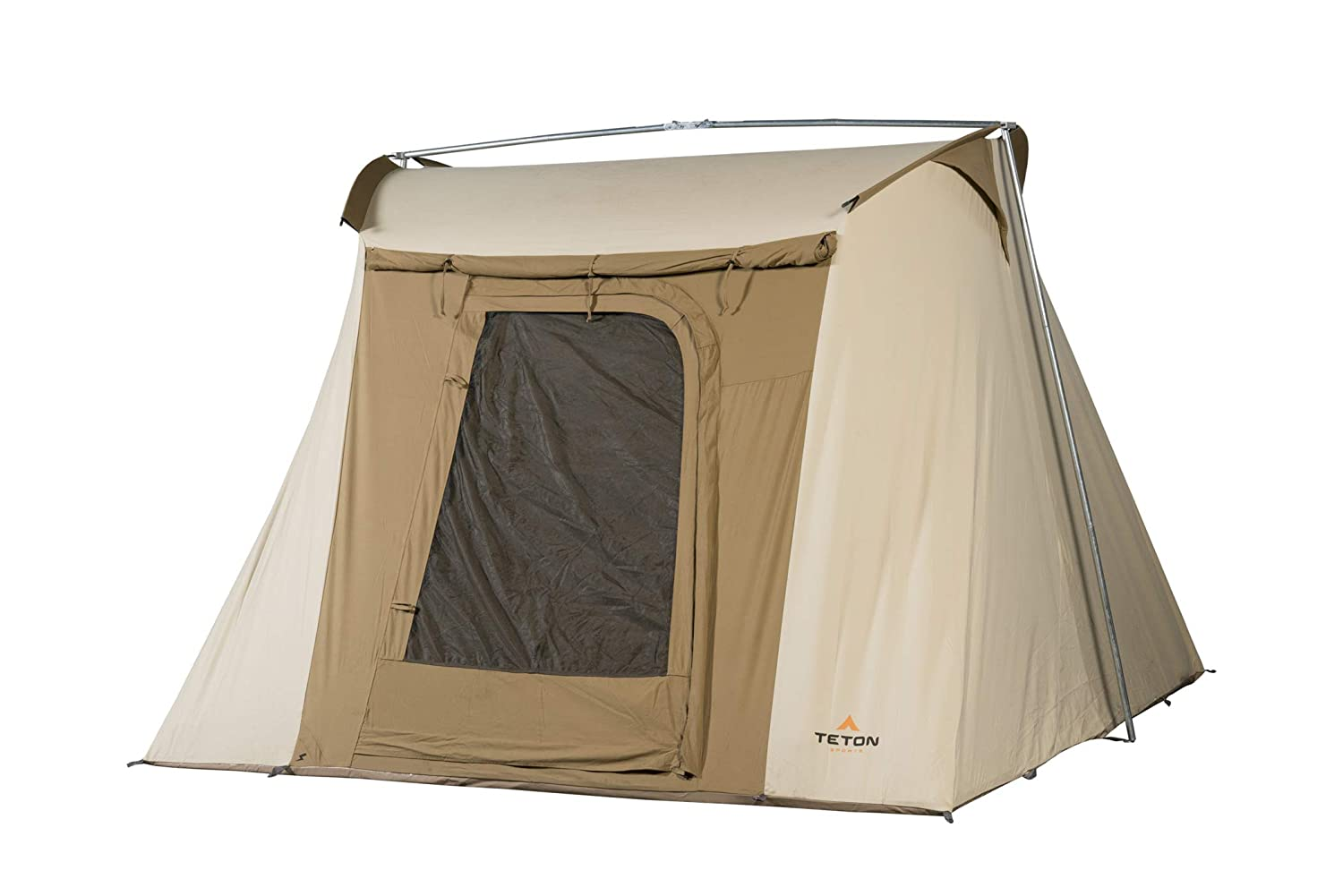 Amazon.com : TETON Sports Mesa 10 Canvas Tent; All Season ...