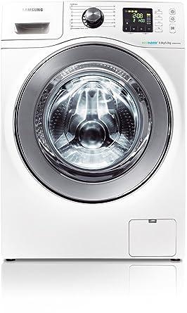 Samsung WD806P4SAWQ lavadora - Lavadora-secadora (Frente ...